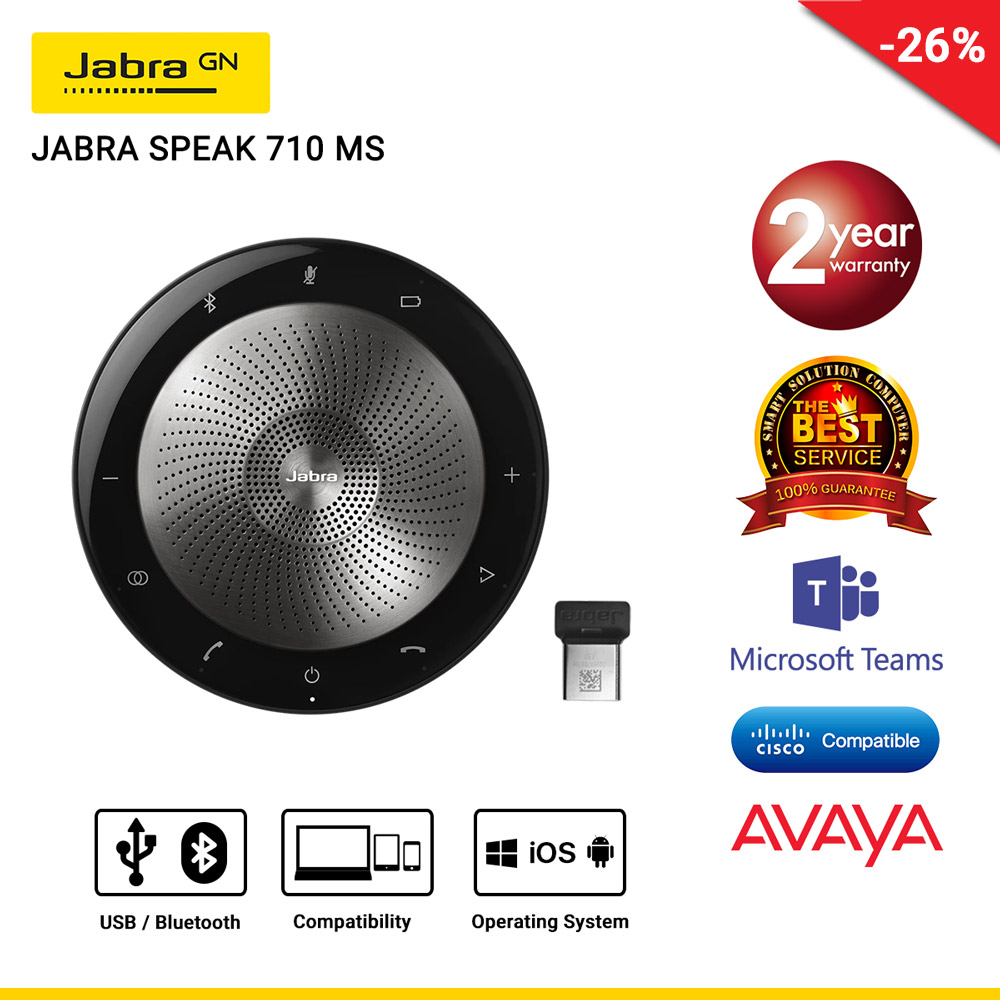 Jabra Speak 710 MS & Link 370
