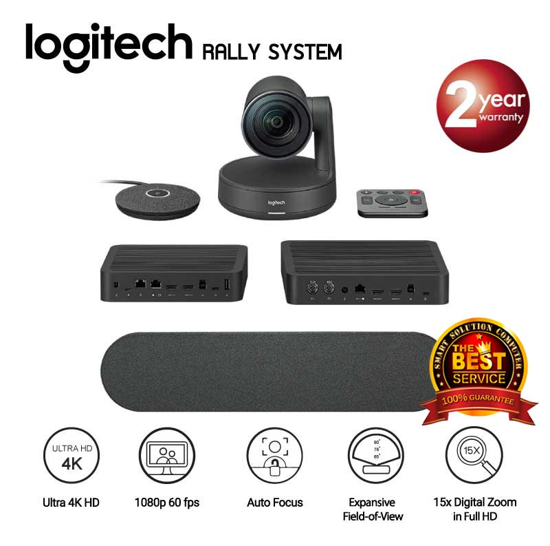 Logitech conferencecam Rally System