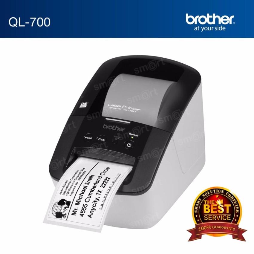 Brother QL-700 High-speed Professional Label Printer