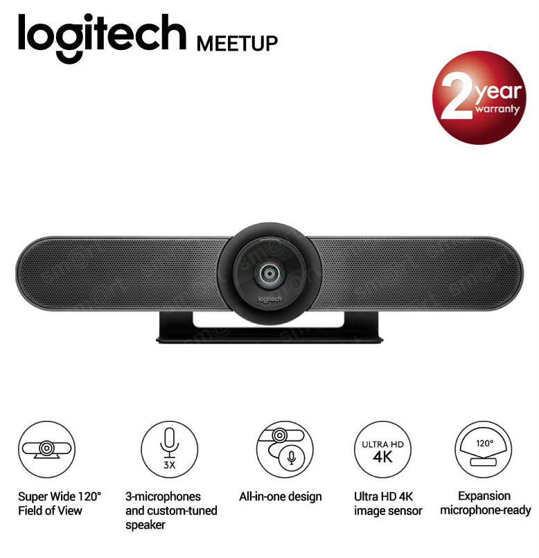 Logitech conferencecam MEETUP