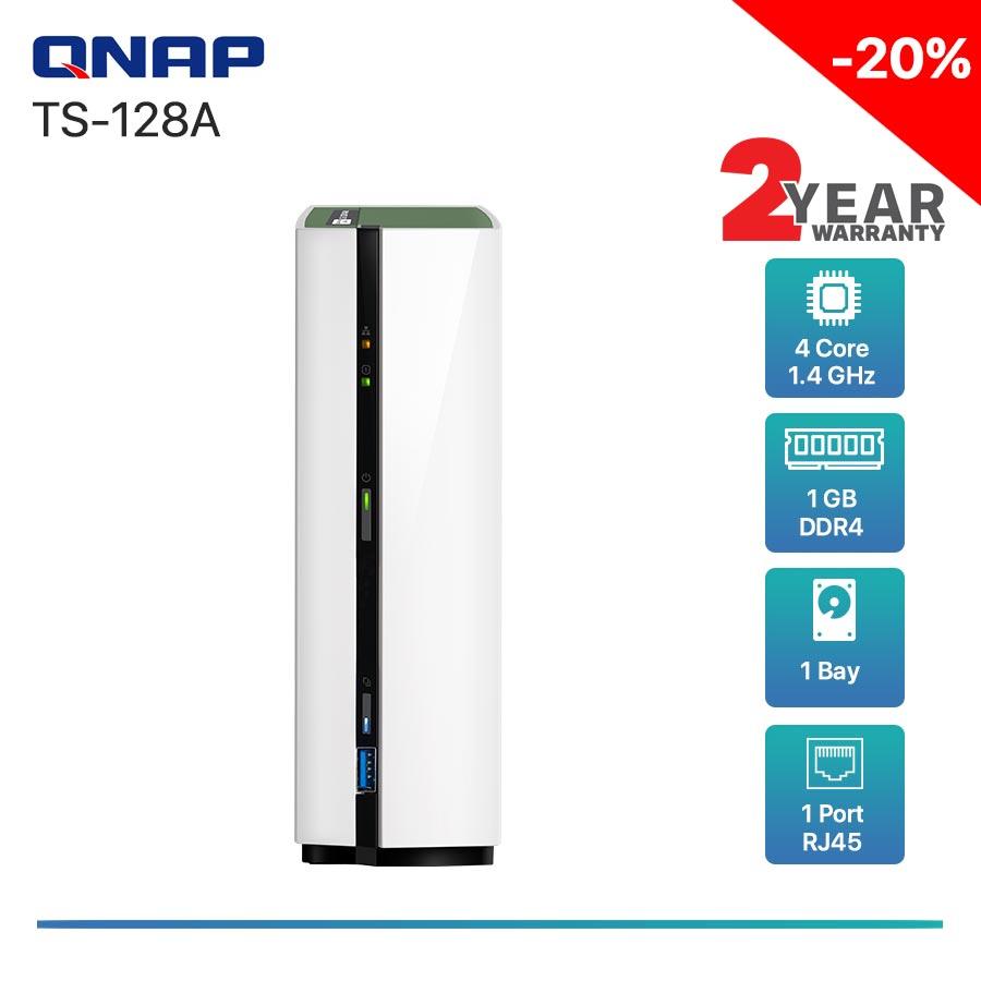 QNAP TS-128A 1-bay NAS
