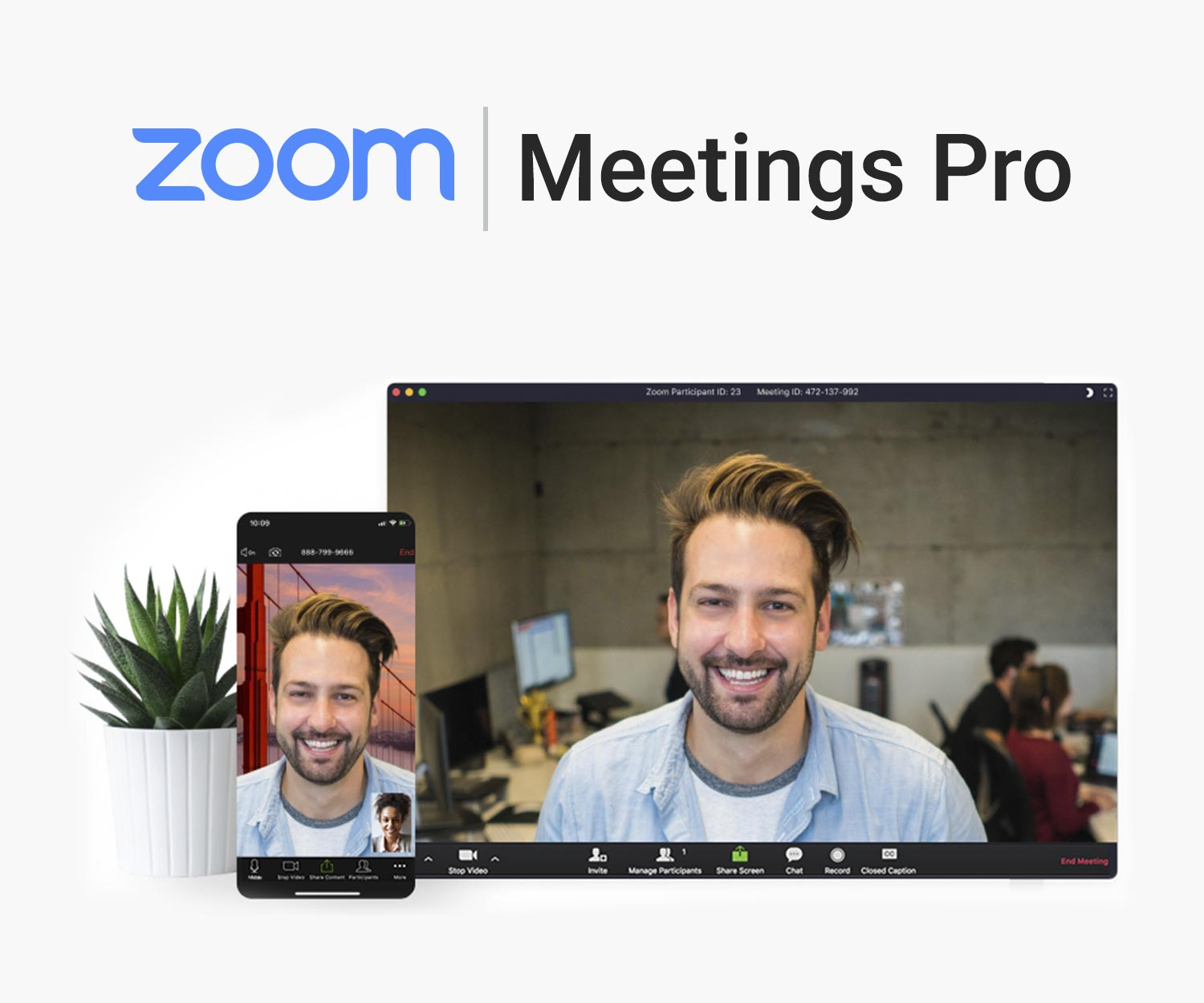 Zoom Meetings Pro
