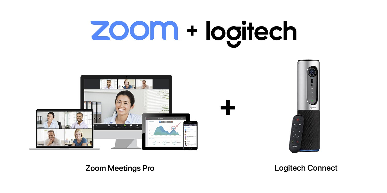 SET B : Logitech Connect + Zoom Meetings Pro