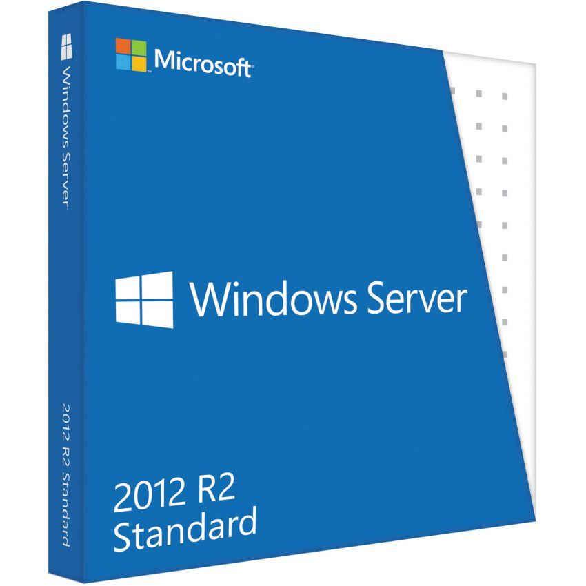 Microsoft Windows Server 2012 R2 Standard Edition 2P OEM